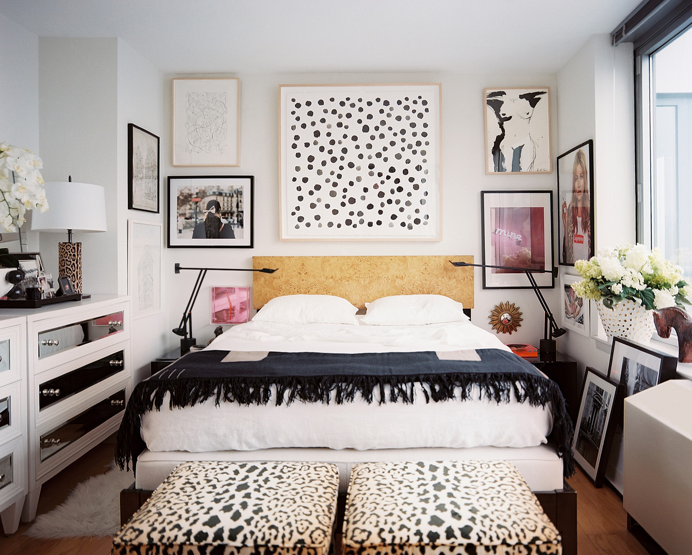 Black And White Artwork For Bedroom Eclectic Bedroom Photos 185 Of 274