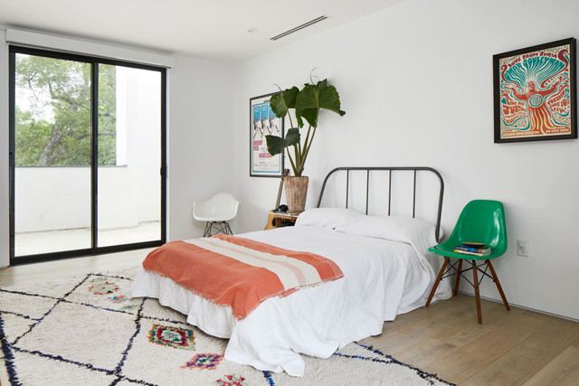 Ikea Kopardal A Perfect Pair - This Dreamy, Austin Home Will Transport