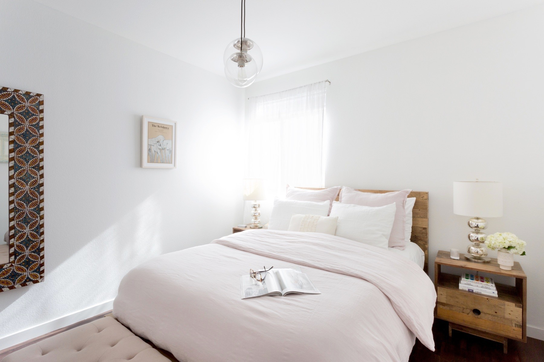 Best Layout For Small Bedroom Small Bedroom Design Ideas For Every Style See It Now Lonny