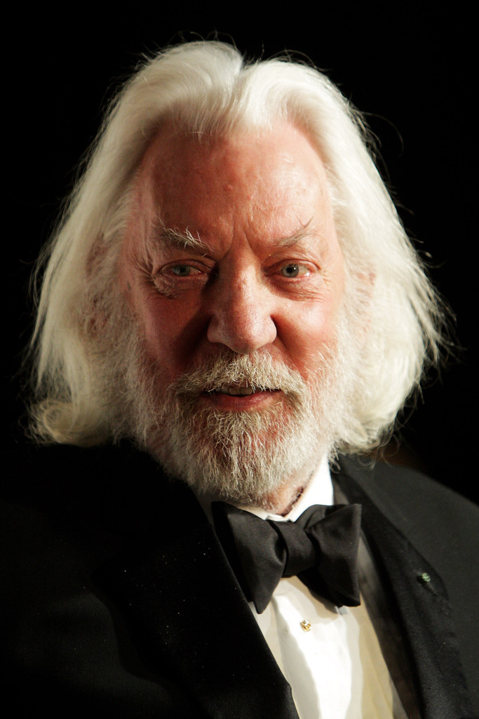 Hogan Uk Donald Sutherland Photos Photos - The London Film Critics