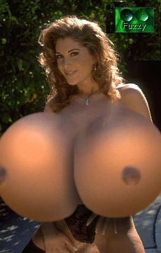 leaking boob morph