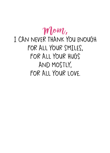 mother s day card inside - Canasbergdorfbib