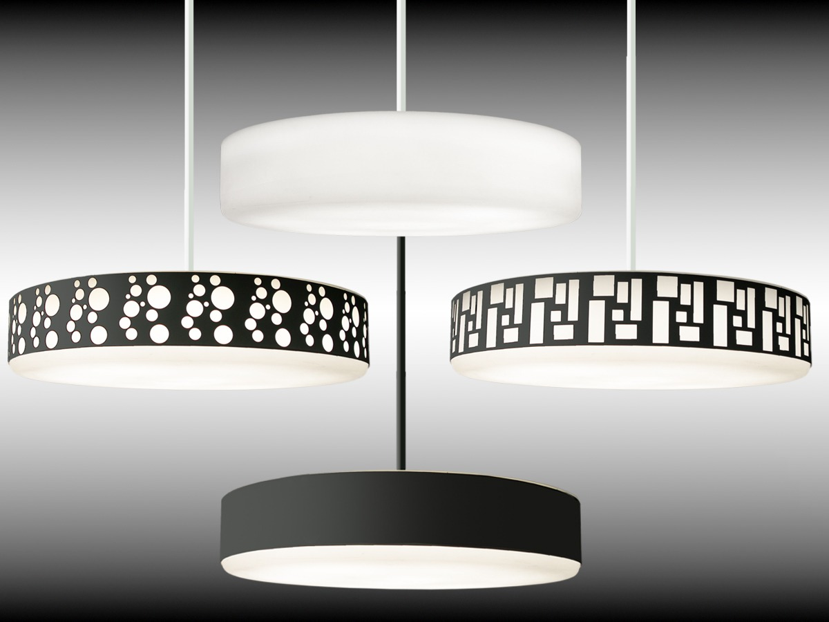 Luminaire Lighting Led Disk Luminaire Presents Accent Decorative Elements
