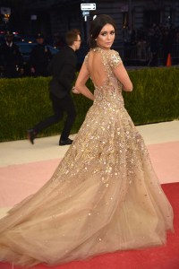 Nina Dobrev at the Met Gala - The Most Beautiful Gowns of ...