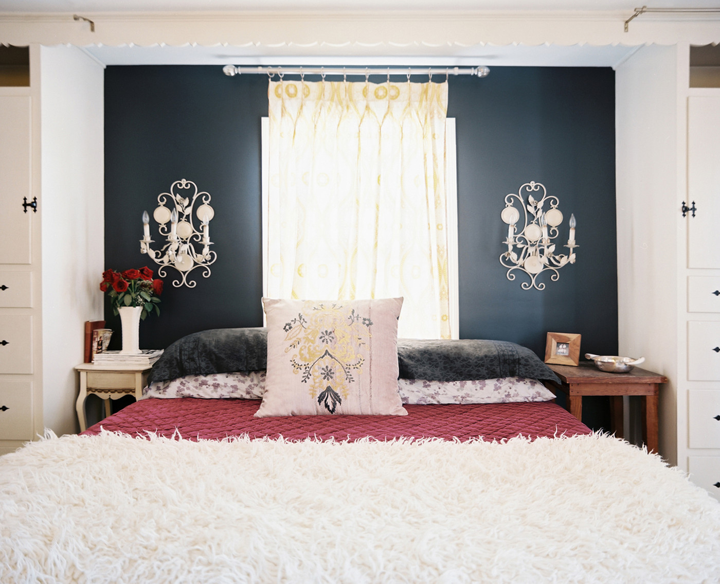 Black Accent Walls Dark Walls Photos 15 Of 24