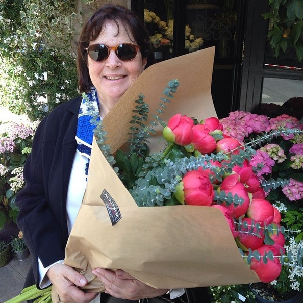 Gift Ideas For Foodies This Is Where Ina Garten Shops For Flowers In Paris