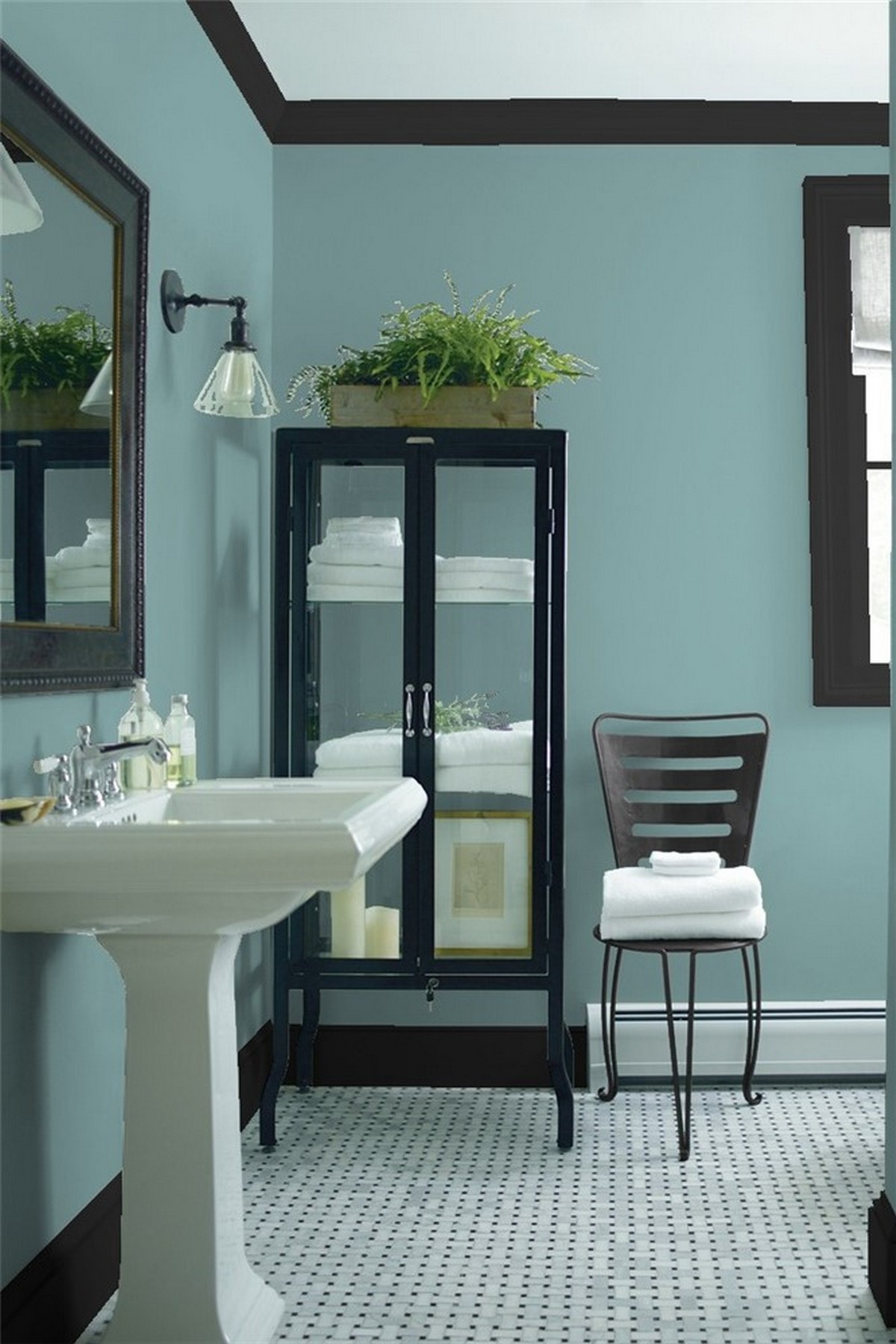 Bathroom Paint Colors You Must See Now Colors Lonny