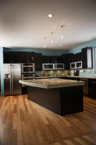 Creative Cabinetry - Cool Kitchen Ideas - Lonny