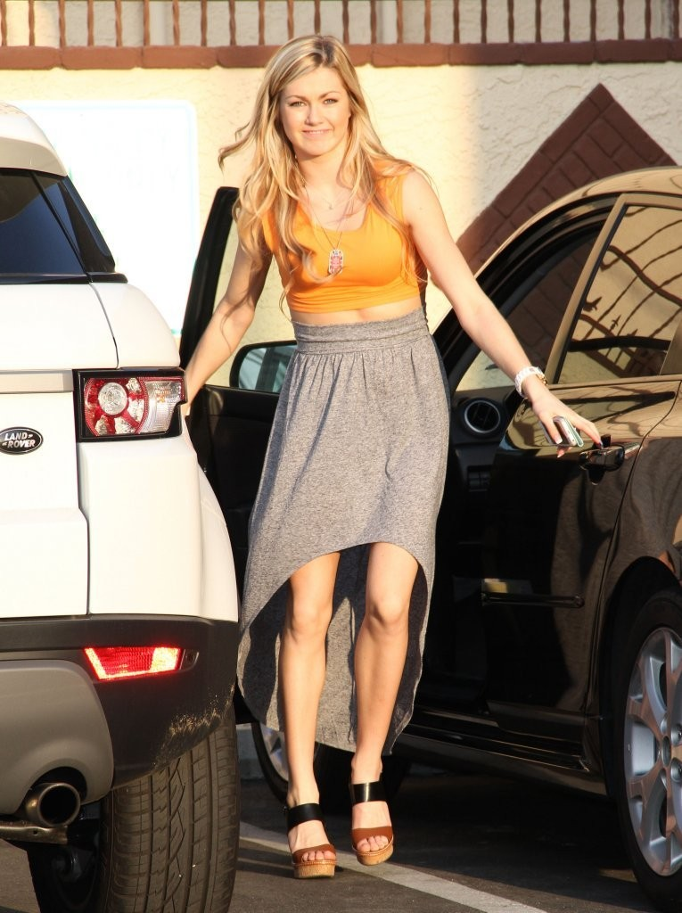 Hair Do Up Style Peta Murgatroyd Knee Length Skirt Peta Murgatroyd Looks