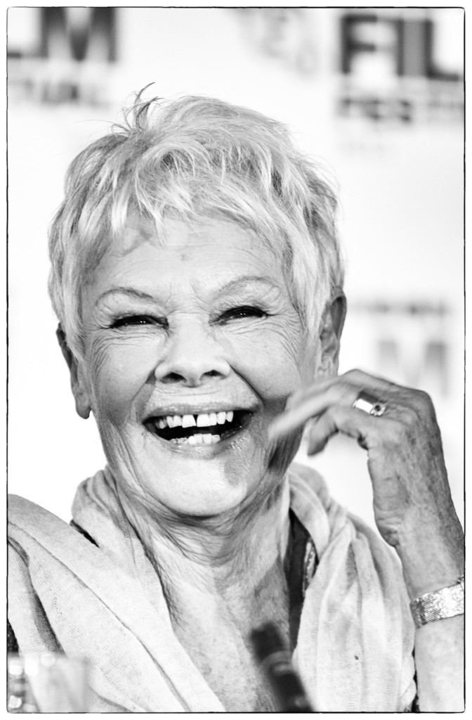 Pixie Cut News Judi Dench Judi Dench Photos 39;philomena 39; Press