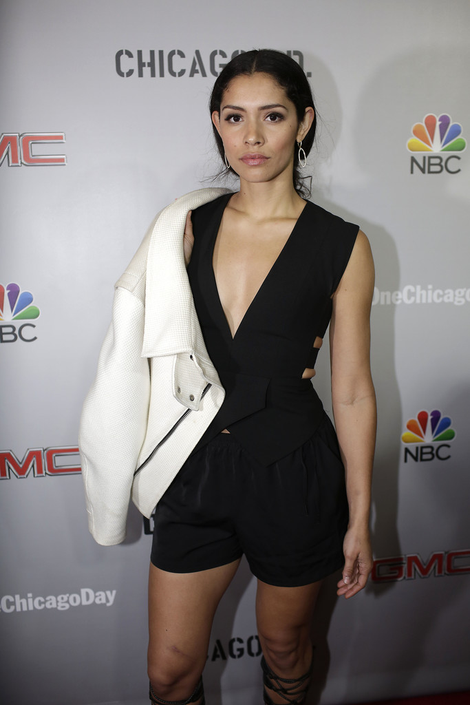 The Fall Tv Series Wallpaper Miranda Rae Mayo Photos Nbc S Chicago Series Press Day