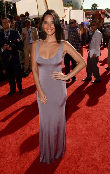 Olivia Munn - The 2012 ESPY Awards - Red Carpet