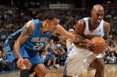 Chauncey Billups Photos Photos - Orlando Magic v Denver Nuggets - Zimbio