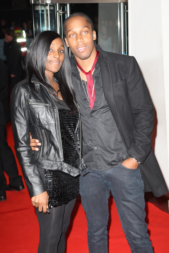 Hogan Uk Lemar And Charmaine Powell Photos Photos - This Is It - Uk