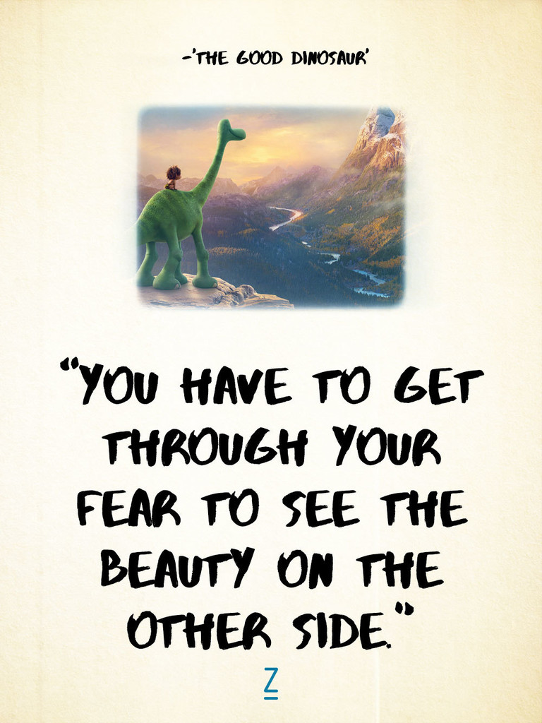 Change Is Coming Quotes Wallpaper From The Good Dinosaur Pixar Movie Quotes That Will
