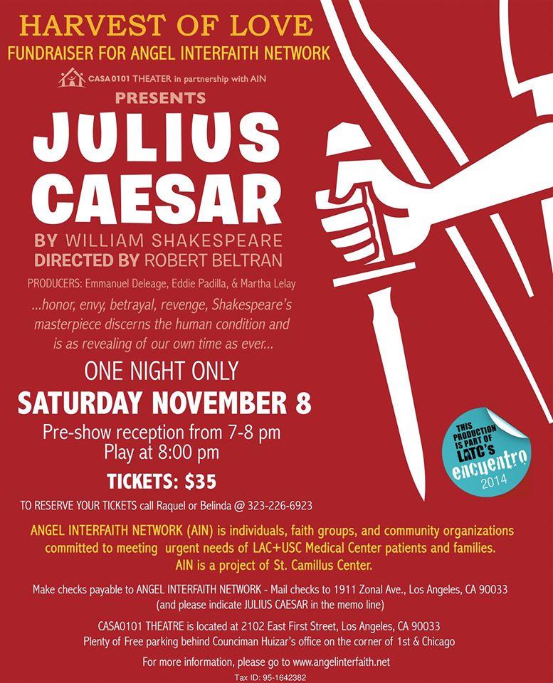 Julius Caesar AIN