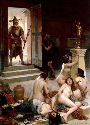 roman toga party orgy