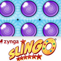 8307887 Zynga Slingo: Free +40 Extra Balls