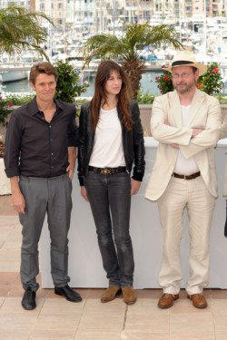 Willem Dafoe and Charlotte Gainsbourg - 'Antichrist' Photocall At ...