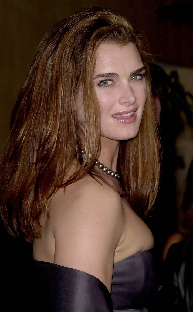 Short Hairstyles For Women Over 40 Brooke Shields The 50 Models Who Changed The Fashion