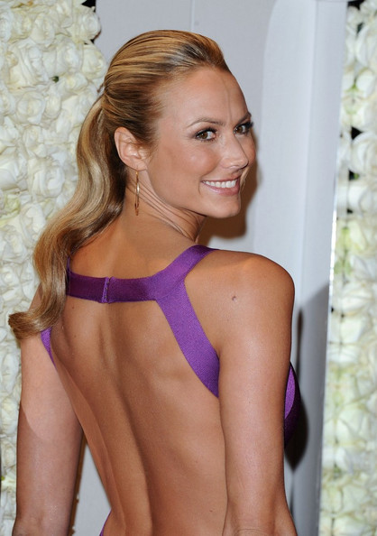 Video Wallpaper Hd Fall Stacy Keibler Photos Photos Qvc Style Event Zimbio
