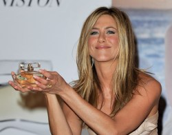 Jennifer Aniston attends photocall at the launch of her debut ...