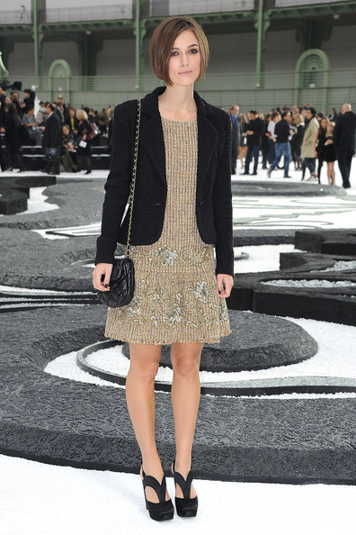 Keira+Knightley+Chanel+Photocall+Paris+Fashion+Y 5bRiuTz18l PFW Front Row: Keira Knightley In Chanel %tag