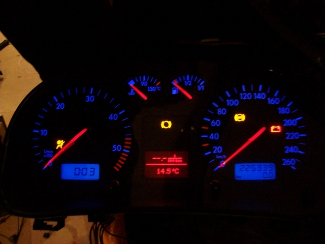 Dashboard Verlichting Vw Golf 4 Volksforum.com - Golf 4 Tdi Tacho Met Mfa En Fis Display