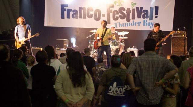 Le Franco-Festival de Thunder Bay Mario Hinse <a href=