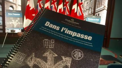 L'Ombudsman de l'Ontario, Paul Dubé, estime que l'Ontario a échoué dans sa quête d'aider les personnes vulnérables atteintes de déficience intellectuelle. Étienne Fortin-Gauthier