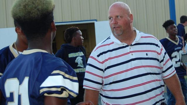 Hill resigns as Smithfield-Selma football coach