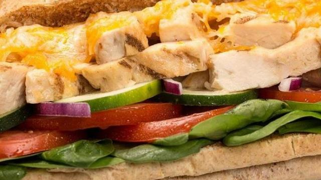 FREE Subway sub with drink purchase!  WRAL