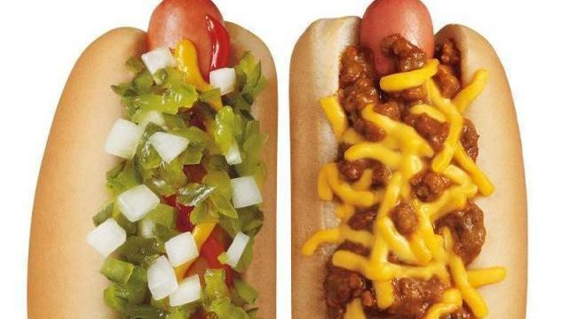 Sonic $1 All American  Chili Cheese Hot Dogs TODAY  WRAL