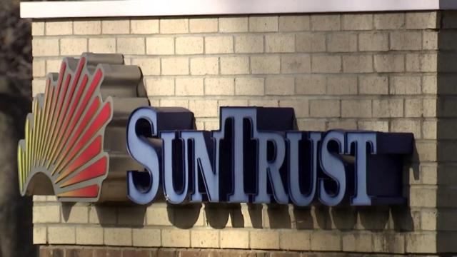 Police searching for woman who robbed SunTrust bank in Durham
