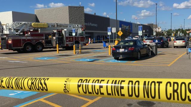 Police Drug deal prompted shooting at Fayetteville Walmart  WRAL