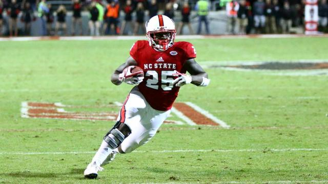 NC State running back depth chart still unclear with 10 days until