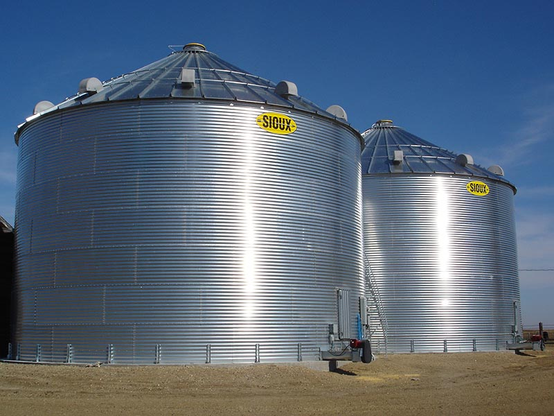 Product Spotlight Grain Bins Presented By Superior