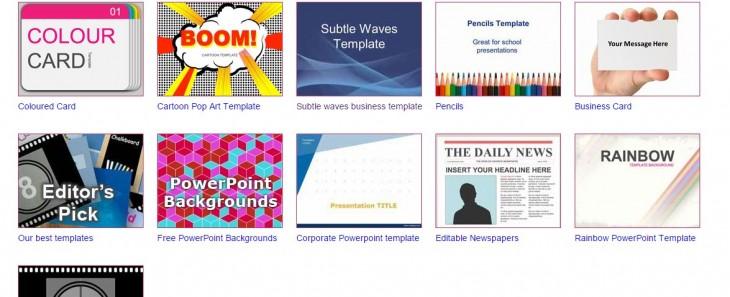 5 sitios para conseguir plantillas profesionales de PowerPoint
