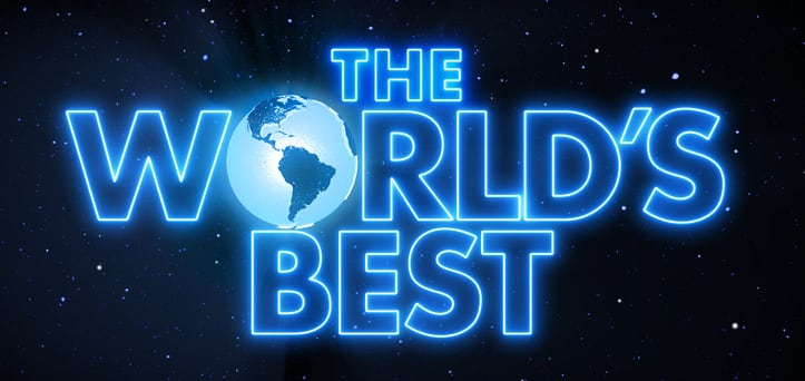 The World\u0027s Best with Drew Barrymore, RuPaul, Faith Hill and James