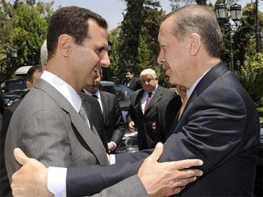 Assad in Turkey to Upgrad Ties and Talk to Iraqis