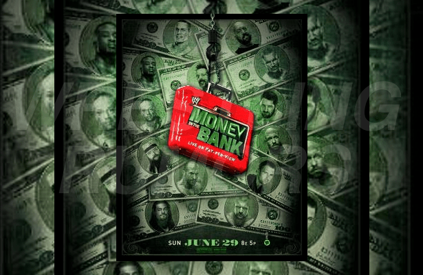 Money in The Bank Poster 2