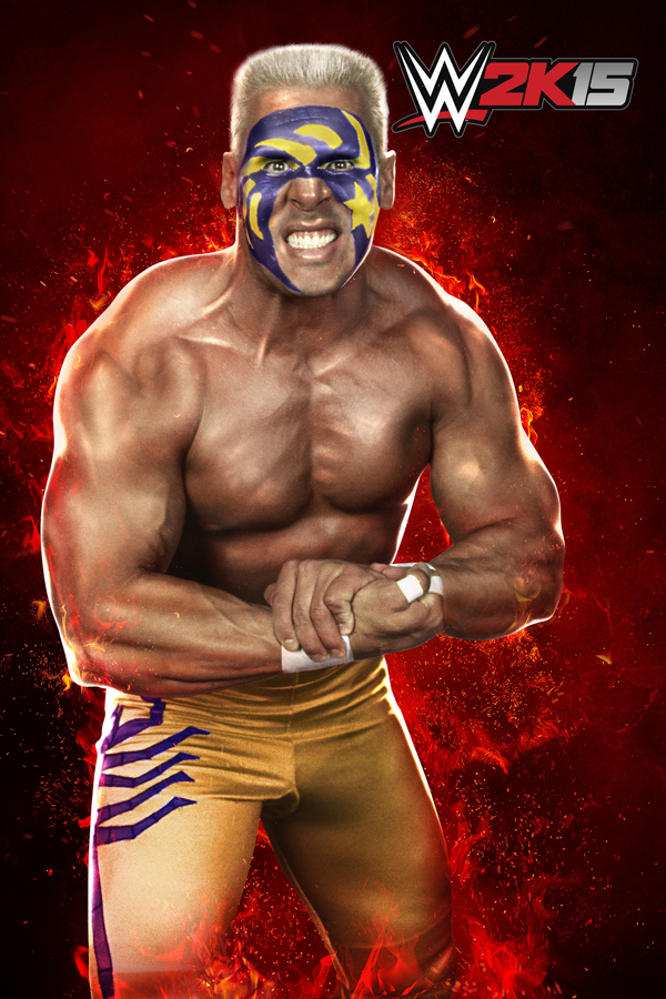 Sting WWE2K15 Look 2