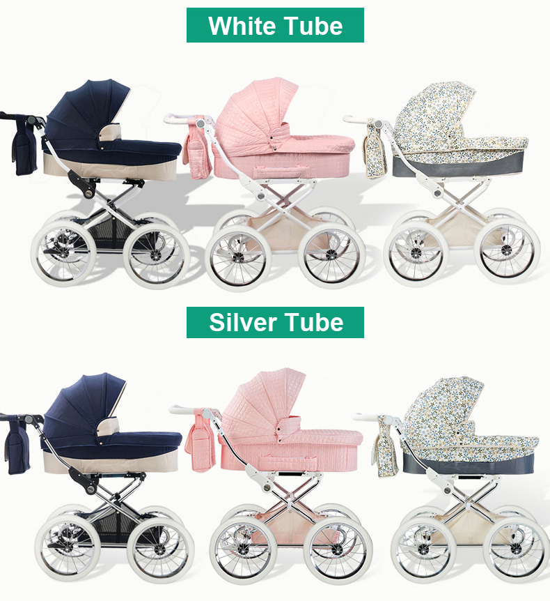 Baby Stroller Online Shopping Australia 2019 Europe Royal Luxury High Landscape Baby Stroller Pram
