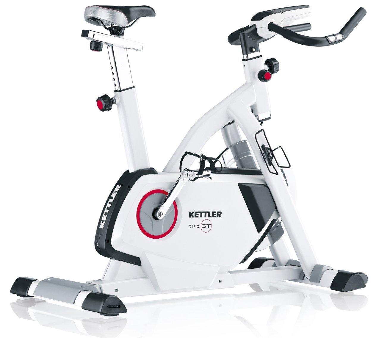Kettler Fitness Kettler Giro Gt Programmable Cycling Trainer Wxfitness