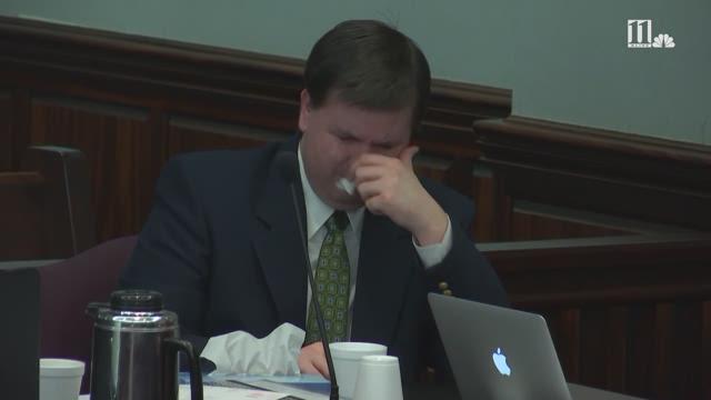 11alive Ross Harris sobs as medical examiner testifies about - medical examiner job description