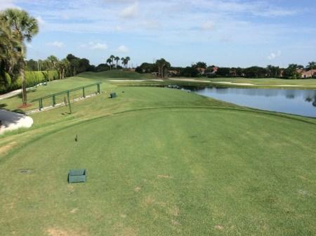 Chi Line Trainer Golf