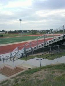 Riske Field, Cheyenne