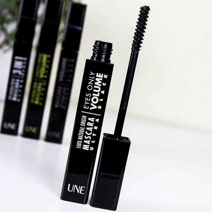 UNE EYES ONLY VOLUME MASCARA