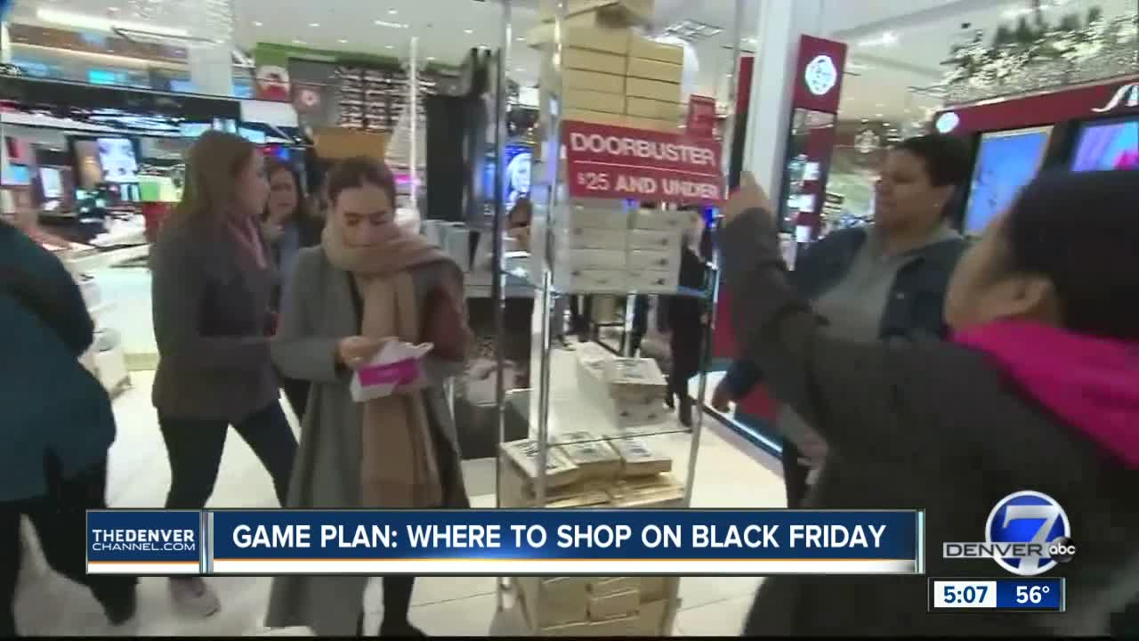 Your 2018 Black Friday Guide To Shopping The Best Deals At