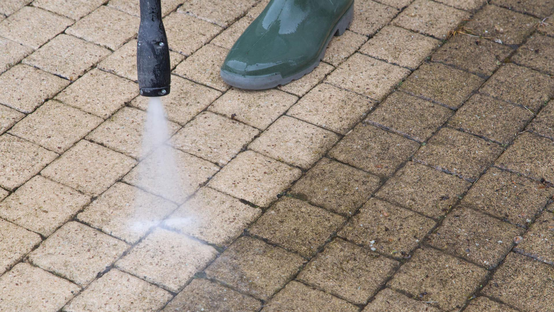 Kärcher Terrasse Reinigen X Stream Pressure Washing In Walton On Thames For